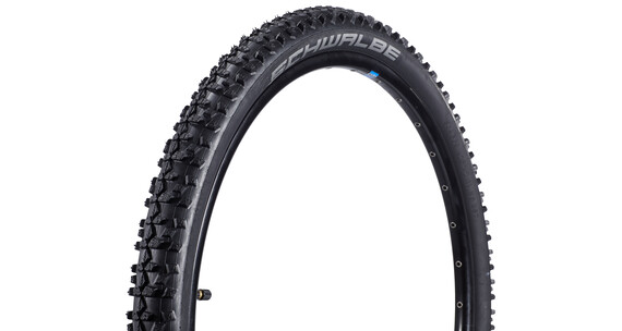 SCHWALBE Smart Sam Plus Opona Performance 26 x 2.10, GreenGuard, drut czarny